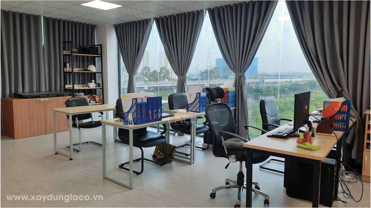 Tiêu chuẩn xây dựng văn phòng làm việc cho các chủ doanh nghiệp chuẩn bị xây văn phòng làm việc.
